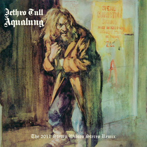 Jethro Tull Aqualung (The 2011 Steven Wilson Remix) Deluxe Edition 180g LP