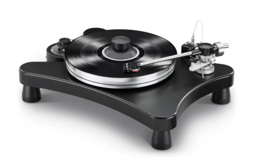 VPI Prime Scout Turntable with JMW-9 3D Tonearm