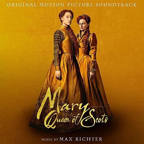 Max Richter Mary Queen of Scots (Original Motion Picture Soundtrack) 180g 2LP