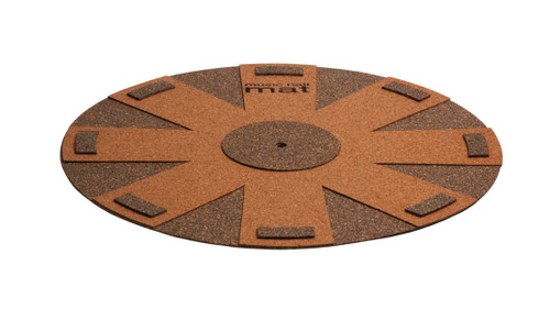Music Hall Aztec Blue Turntable Platter Cork Mat