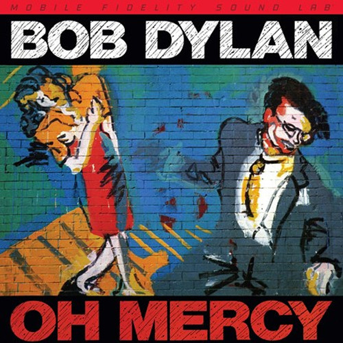 Bob Dylan Oh Mercy Numbered Limited Edition Hybrid Stereo SACD