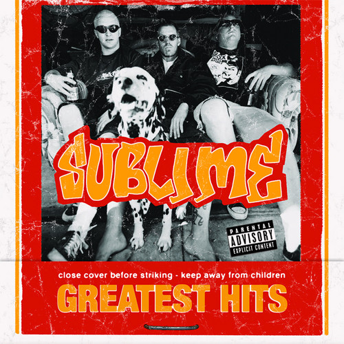 Sublime Greatest Hits LP