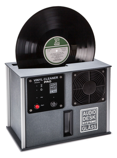 Open Box Audio Desk Systeme Vinyl Cleaner Pro Record Cleaner