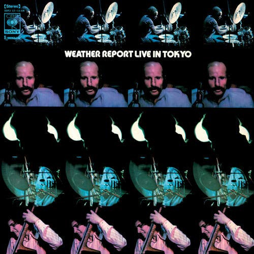 The Weather Report Live In Tokyo 180g 2LP