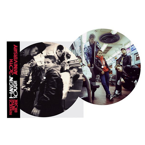 The New Kids On the Block Hangin' Tough 30th Anniversary Edition 2LP (Picture Disc)