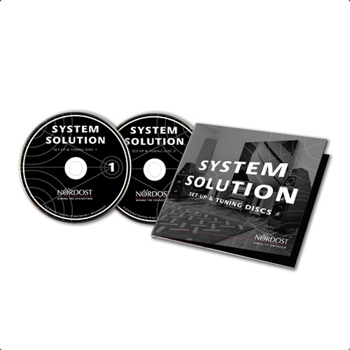 Nordost System Set-Up & Tuning Disc 2CD