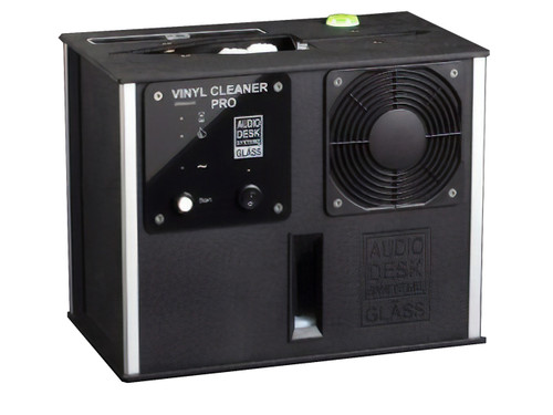 Audio Desk Systeme Vinyl Cleaner Pro Record Cleaner (Black)