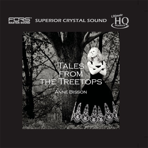 Anne Bisson Tales From the Treetops Numbered Limited Edition Japanese Import UHQCD