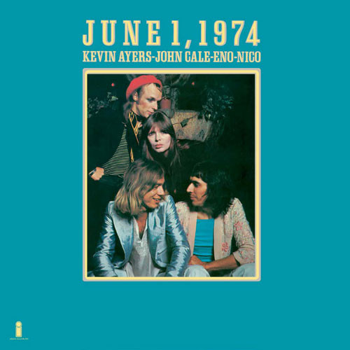 Kevin Ayers, John Cale, Eno, Nico June 1, 1974 180g LP Scratch & Dent