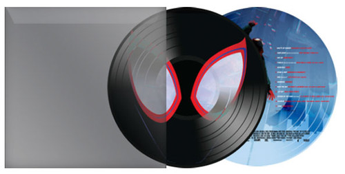 Spider-Man: Into the Spider-Verse Soundtrack LP (Picture Disc)
