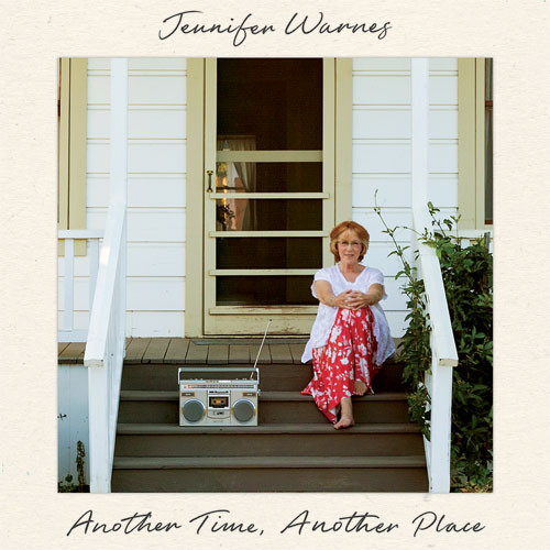 Jennifer Warnes Another Time, Another Place Hybrid Stereo SACD