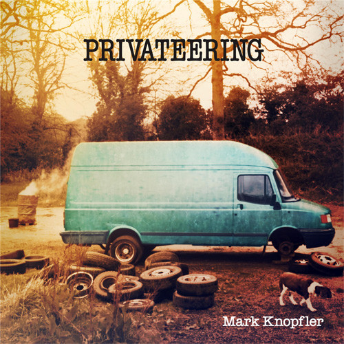 Mark Knopfler Privateering 180g 2LP