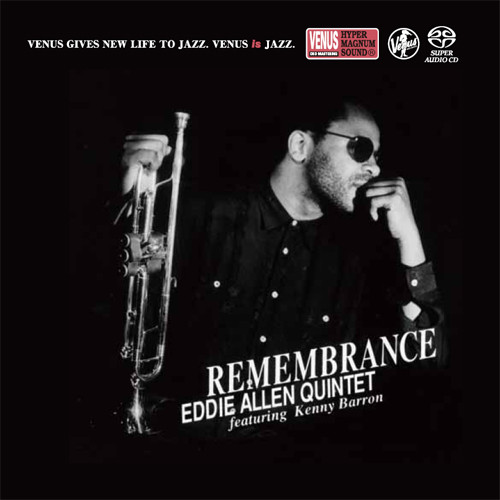 The Eddie Allen Quintet Remembrance Single-Layer Stereo Japanese Import SACD