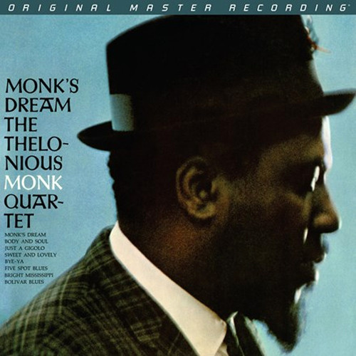 The Thelonious Monk Quartet Monk's Dream Numbered Limited Edition Hybrid Stereo SACD