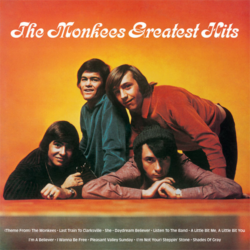 The Monkees The Monkees Greatest Hits LP