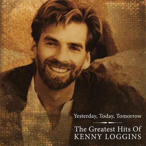 Kenny Loggins Greatest Hits of Kenny Loggins: Yesterday, Today, Tomorrow 180g 2LP (Translucent Red Vinyl)