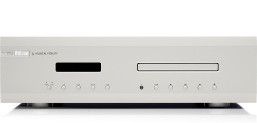 Musical Fidelity M6scd CD Player (Silver)
