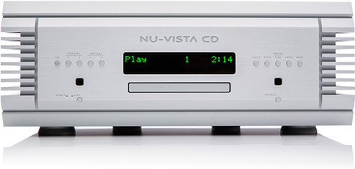 Musical Fidelity Nu-Vista CD Player (Silver)