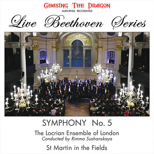 The Locrian Ensemble of London Live Beethoven Series: Symphony No. 5 180g Import LP
