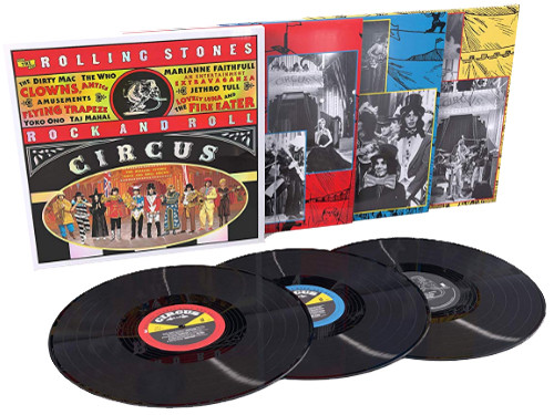 The Rolling Stones The Rolling Stones Rock and Roll Circus 180g 3LP