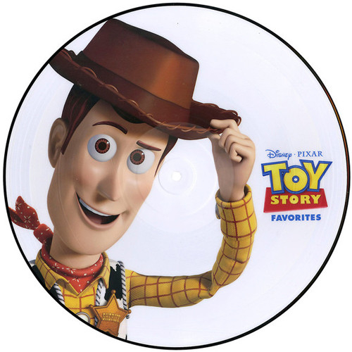 Toy Story Favorites LP (Picture Disc)