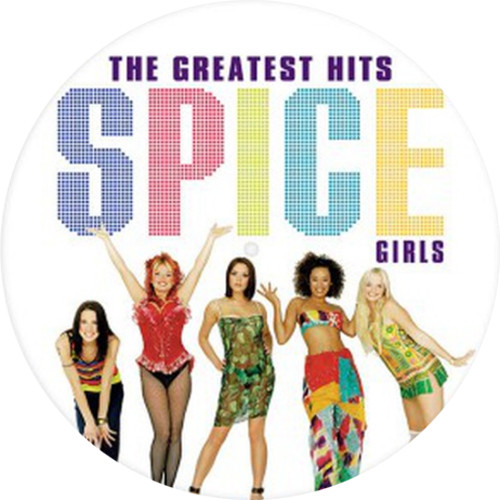 The Spice Girls Greatest Hits LP (Picture Disc)