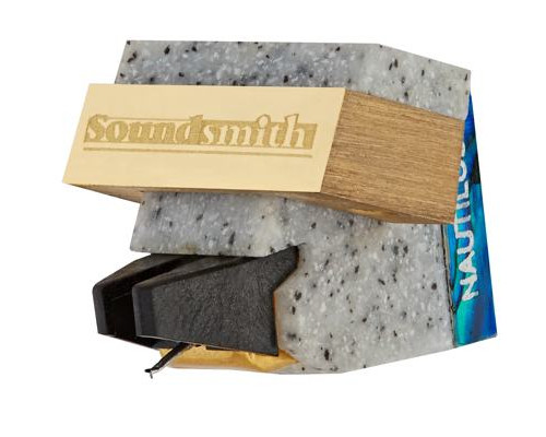 Certified Pre-Owned Soundsmith Nautilus MkII Cartridge 1.1mV (CL Stylus, Low Compliance)