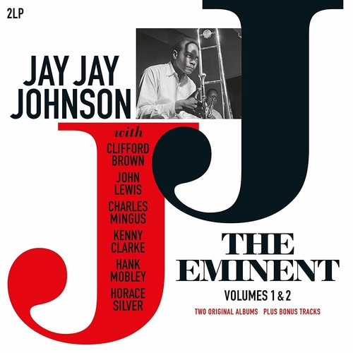 Jay Jay Johnson The Eminent Volumes 1 & 2 180g Import 2LP