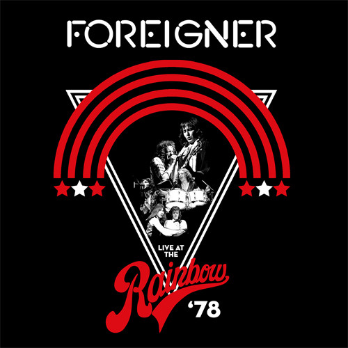Foreigner Live at The Rainbow '78 2LP
