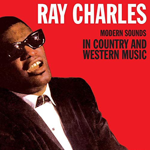 Ray Charles Modern Sounds in Country & Western Music Volumes 1 & 2 180g 2LP