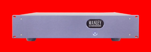 Manley CHINOOK Phono Stage
