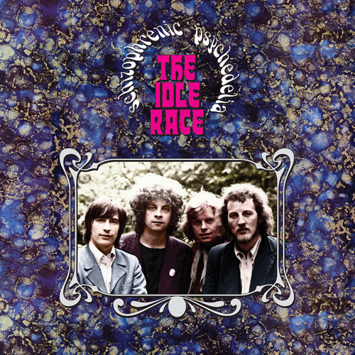 The Idle Race Schizophrenic Psychedelia Numbered Limited Edition 180g LP (Clear Vinyl) (Mono & Stereo)