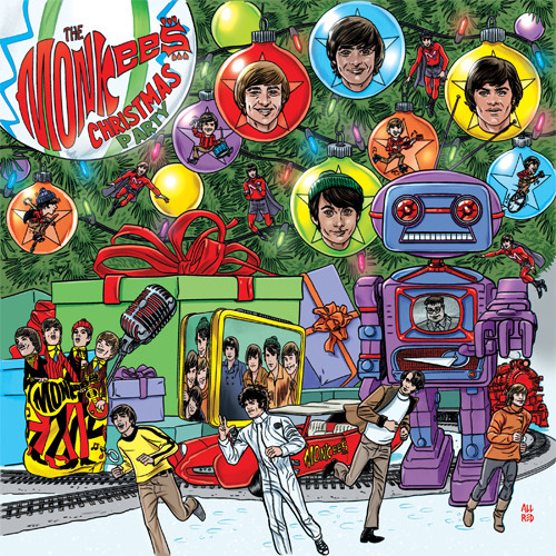 The Monkees Christmas Party LP