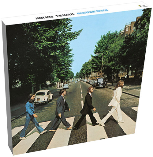 The Beatles Abbey Road 50th Anniversary Super Deluxe Edition 3CD & Blu-Ray Disc Box Set