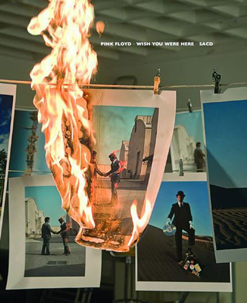 Pink Floyd Wish You Were Here Hybrid Multichannel & Stereo SACD