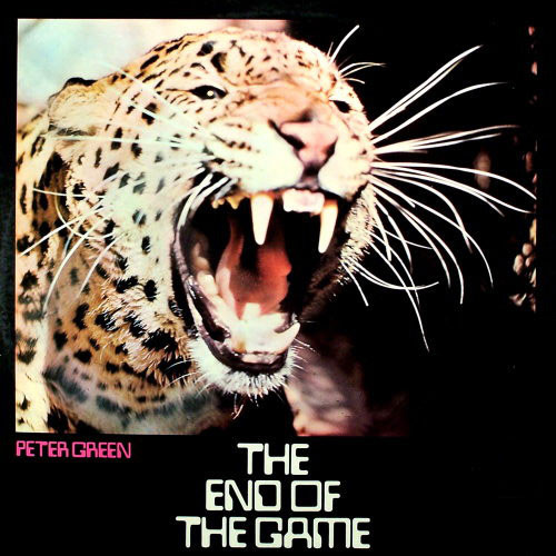 Peter Green The End of The Game 180g LP (White Vinyl)