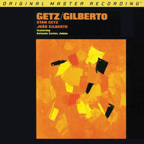 Stan Getz & Joao Gilberto Getz/Gilberto Numbered Limited Edition 200g LP