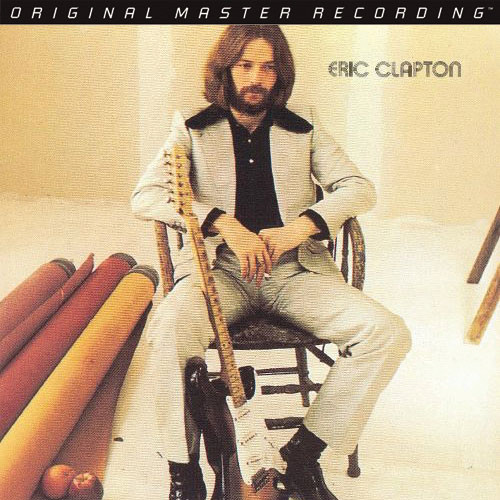 Eric Clapton Eric Clapton Numbered Limited Edition 200g LP