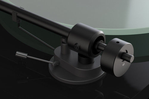 Pro-Ject T1 Turntable (High-Gloss Black)