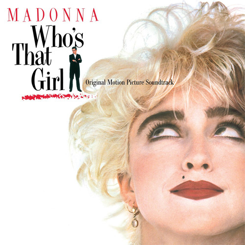 Madonna Who's That Girl Soundtrack 180g LP (Clear Vinyl)
