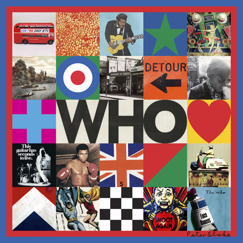 The Who WHO 180g LP