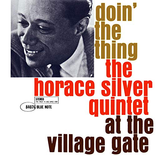 The Horace Silver Quintet Doin' The Thing 180g LP