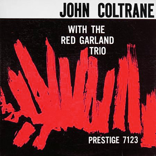 John Coltrane With The Red Garland Trio Numbered Limited Edition 200g LP (Mono)
