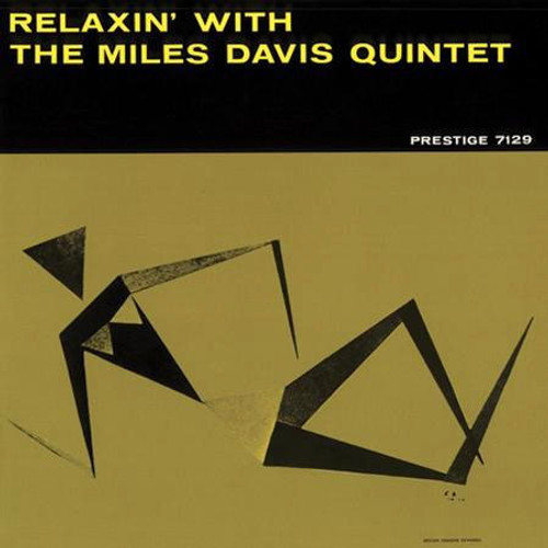 The Miles Davis Quintet Relaxin' With The Miles Davis Quintet Numbered Limited Edition 200g LP (Mono)