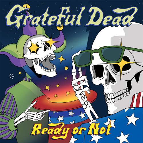 The Grateful Dead Ready or Not 180g 2LP