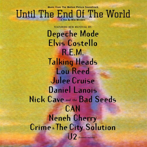 Until the End of The World Soundtrack 180g 2LP