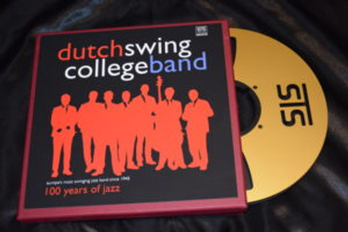 The Dutch Swing College Band 100 Years Of Jazz Master Quality Reel To Reel Tape