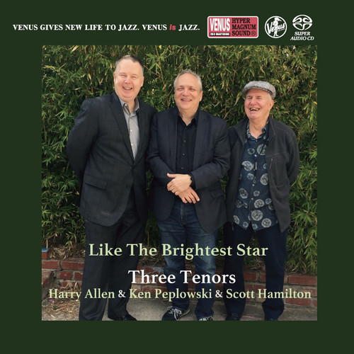 Three Tenors Like The Brightest Star Single-Layer Stereo Japanese Import SACD