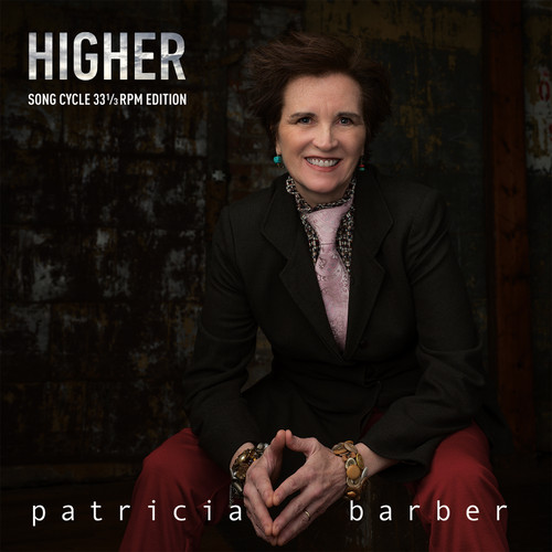 Patricia Barber Higher, Song Cycle Numbered Limited Edition 180g LP