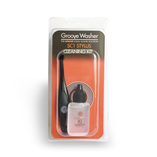 GrooveWasher SC1 Stylus Cleaning Kit